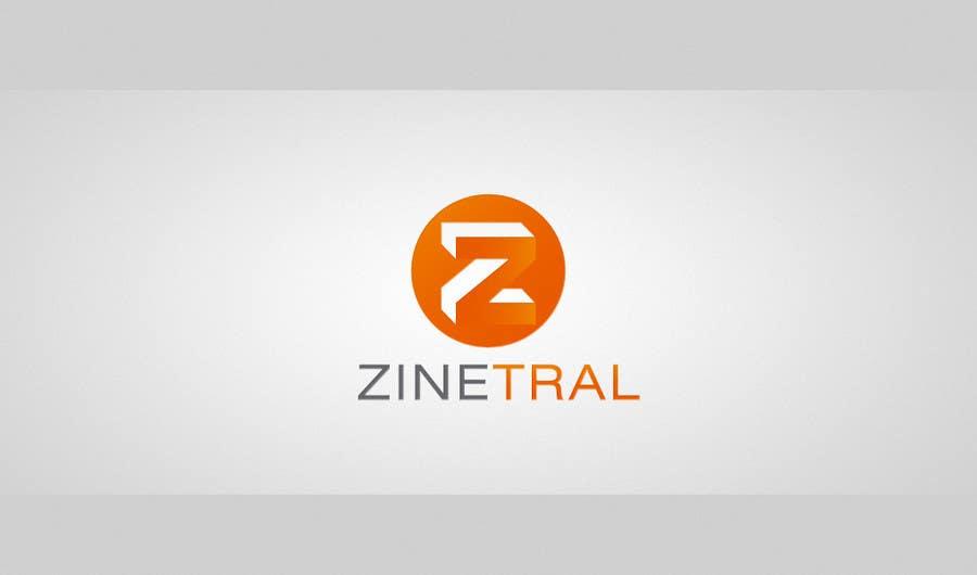 Konkurrenceindlæg #                                        152                                      for                                         Logo Design for ZineTral