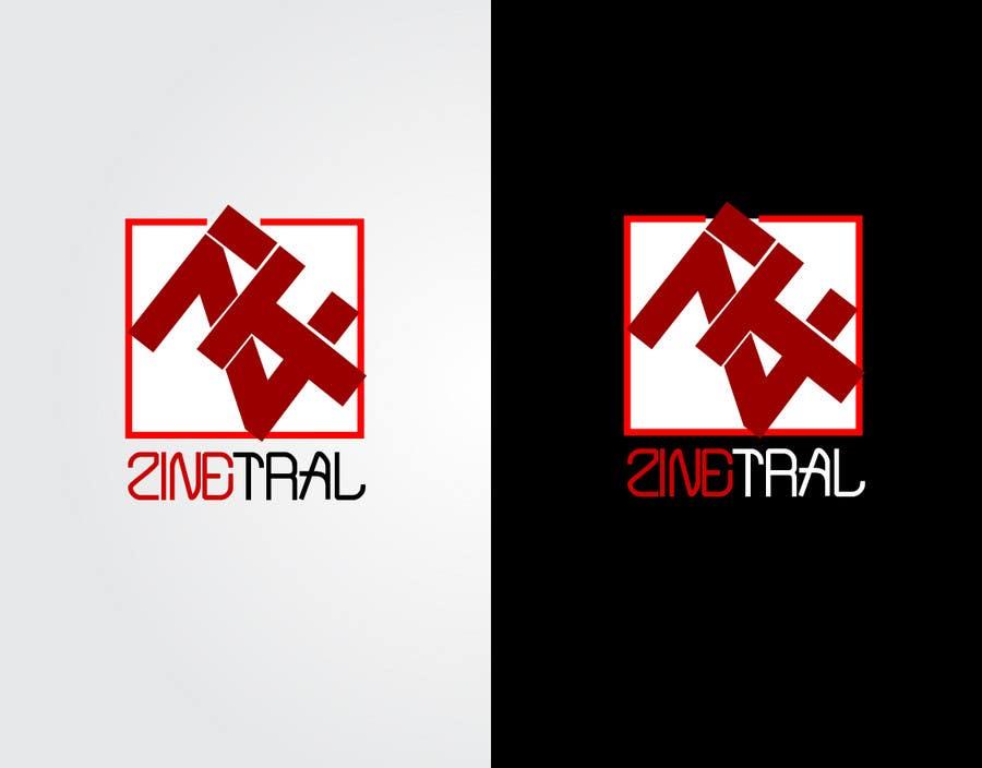 Konkurrenceindlæg #                                        111                                      for                                         Logo Design for ZineTral
