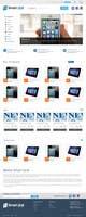 Imej kecil Penyertaan Peraduan #                                                11                                              untuk                                                 Develop a mockup for main page of e-commerce site