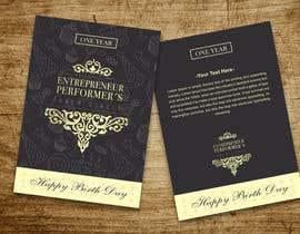 Company birthday card design freelancer 5 for company birthday card design by qdoer m4hsunfo