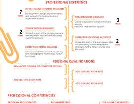 #6 for Create a visually appealing resume infographic by hassaanid2012