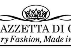 #13 untuk LA PIAZZETTA DI CAPRI Luxury Fashion, Made in Italy watermark oleh RegisterDesign