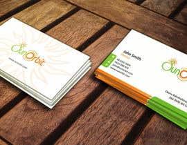 nº 7 pour Design a business card par ezesol