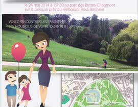 #25 for Create a flyer to advertise picnic related to website launch (in French) by amcgabeykoon