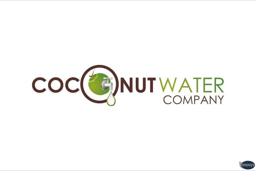 Inscrição nº 188 do Concurso para Logo Design for Startup Coconut Water Company