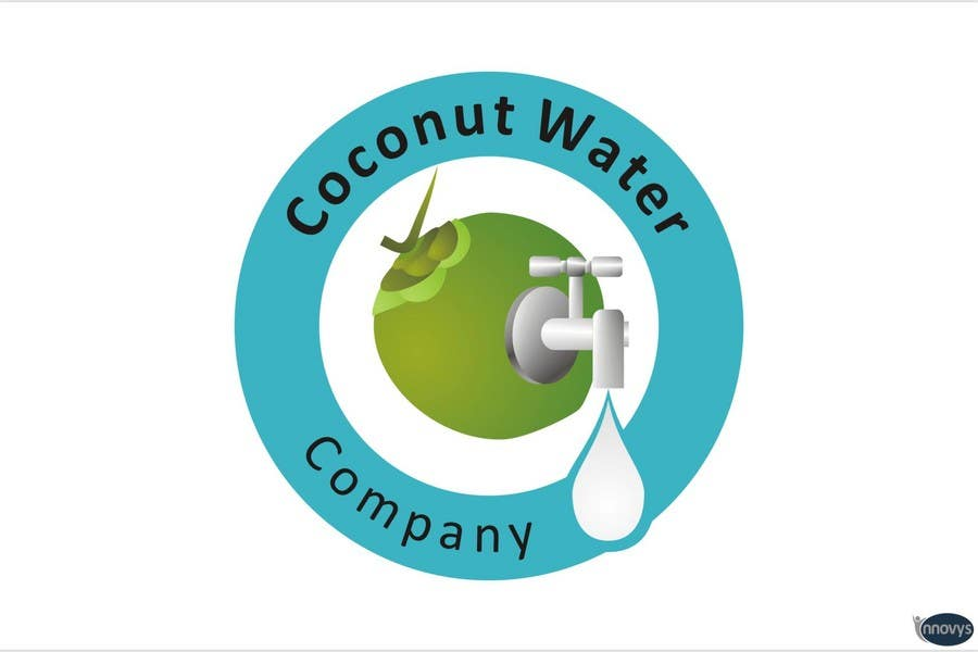 Logo Design for Startup Coconut Water Company