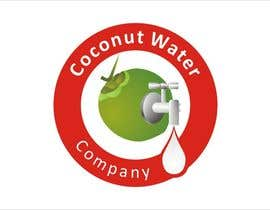 #185 para Logo Design for Startup Coconut Water Company por innovys