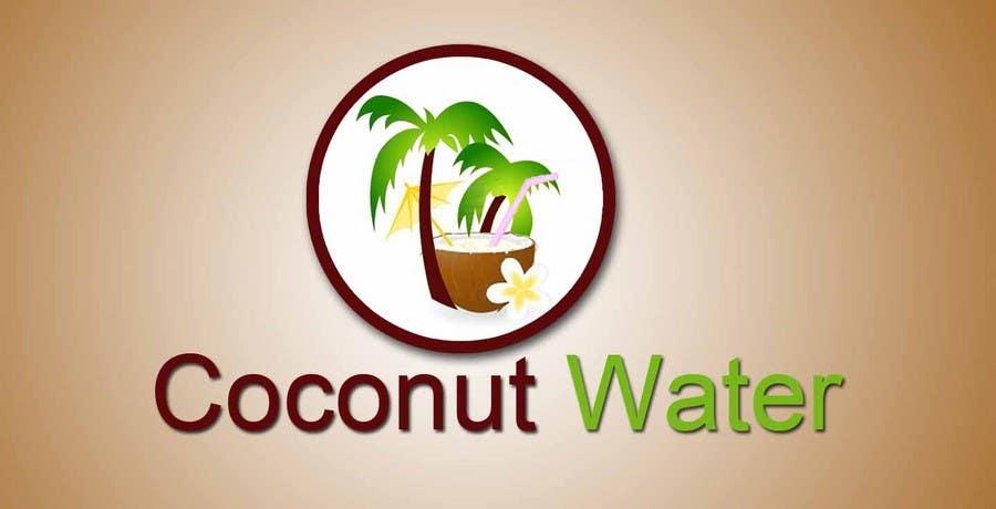 Inscrição nº 54 do Concurso para Logo Design for Startup Coconut Water Company