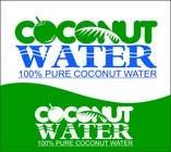 Graphic Design Inscrição do Concurso Nº118 para Logo Design for Startup Coconut Water Company