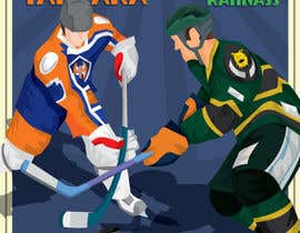 #5 untuk Graphic Design for Hockey event oleh Ferrignoadv