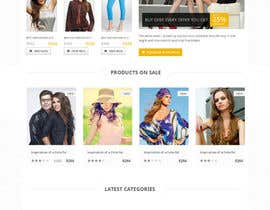 #5 for FACE LIFT FOR EXISTING WEB SITE. by Pravin656
