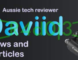 #36 for Banner Design for MarrkDaviid.com by R4d0j3
