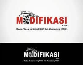 #303 cho Design a Logo for Modifikasi.com bởi porderanto