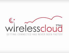 nº 670 pour Logo Design for Wireless Cloud TTH par tarakbr