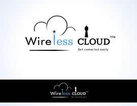 #745 for Logo Design for Wireless Cloud TTH af sknokia