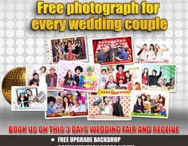 #42 untuk Design a Flyer for Thepica Studio Wedding Fair oleh niyajahmad