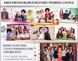 #35 untuk Design a Flyer for Thepica Studio Wedding Fair oleh amcgabeykoon