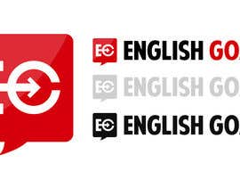 #124 for Logo Design for 'English Goals' af alio