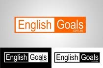 Graphic Design Contest Entry #107 for Logo Design for 'English Goals'
