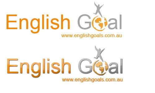 Contest Entry #12 for Logo Design for 'English Goals'