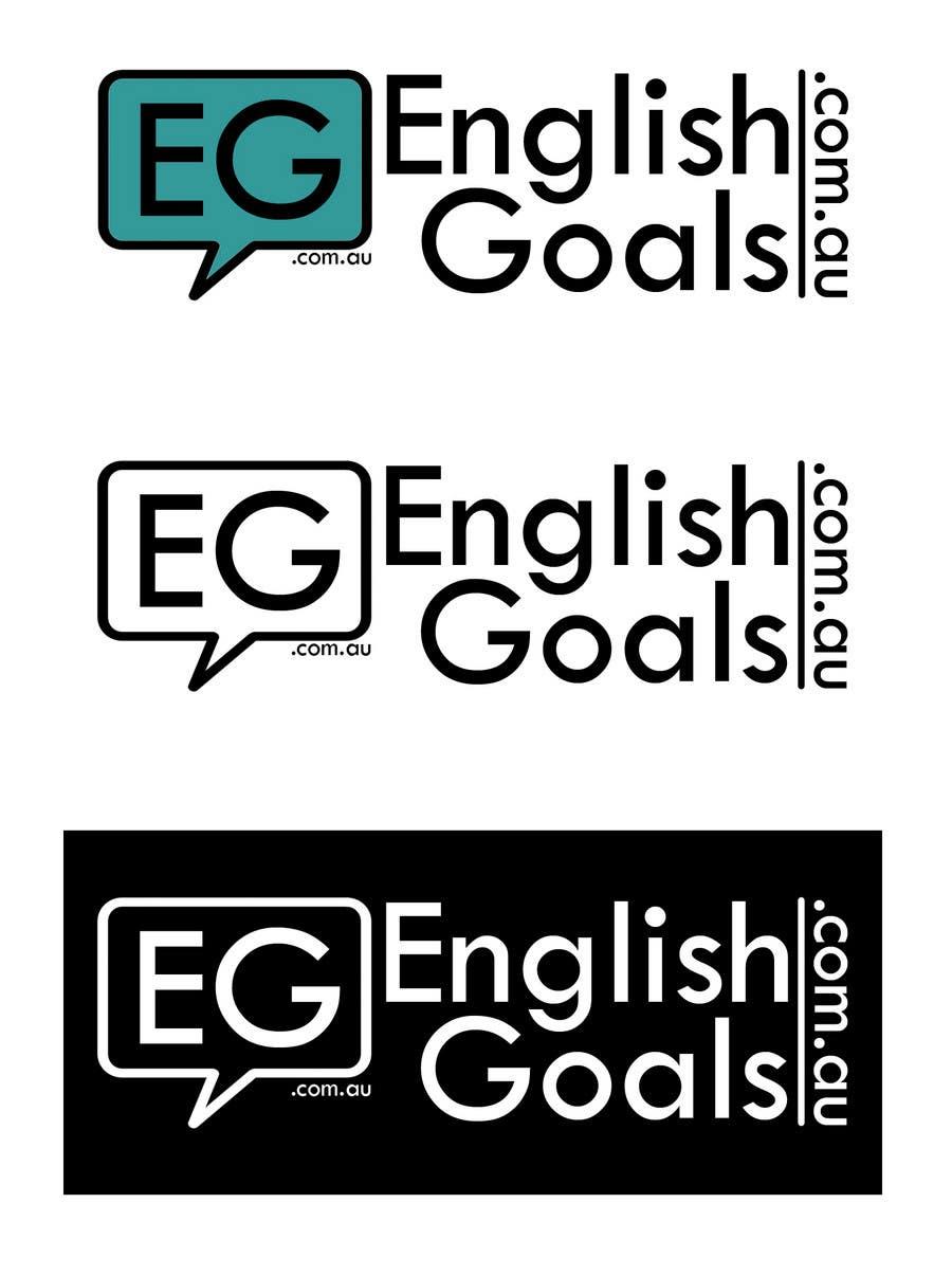 Конкурсная заявка №48 для Logo Design for 'English Goals'