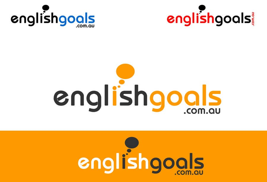 Конкурсная заявка №99 для Logo Design for 'English Goals'
