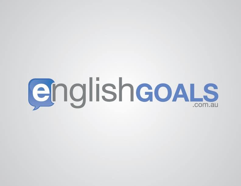 Contest Entry #105 for Logo Design for 'English Goals'