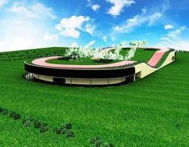 #20 for 3D modelisation of a center dedicated to sustainable development af Experton3darts