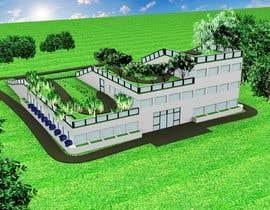 #22 for 3D modelisation of a center dedicated to sustainable development af Experton3darts