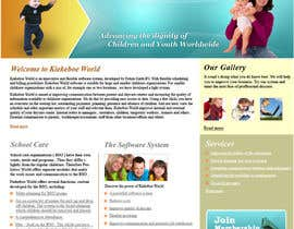 #11 for Design a product web site for Child Daycare Center Software. by armanchik