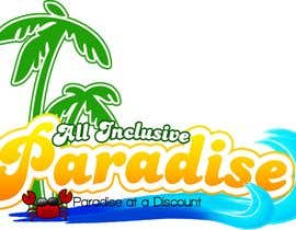 #34 para Logo Design for All Inclusive Paradise por GlobalTechInc