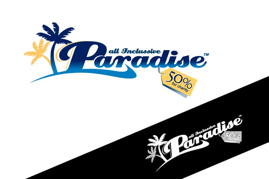 Contest Entry #                                        86                                      for                                         Logo Design for All Inclusive Paradise