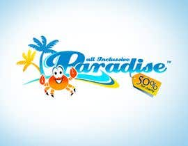#95 para Logo Design for All Inclusive Paradise de twindesigner