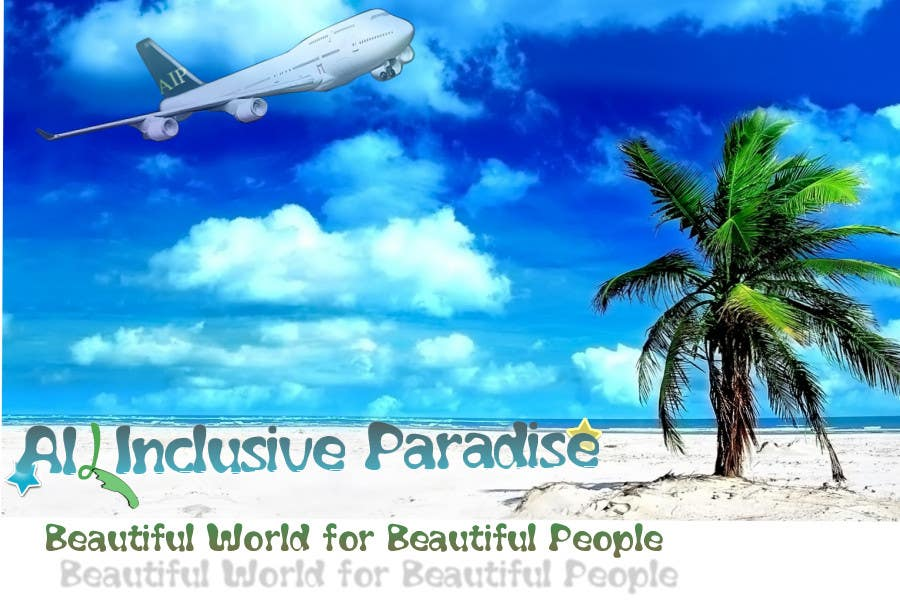 Contest Entry #                                        84                                      for                                         Logo Design for All Inclusive Paradise
