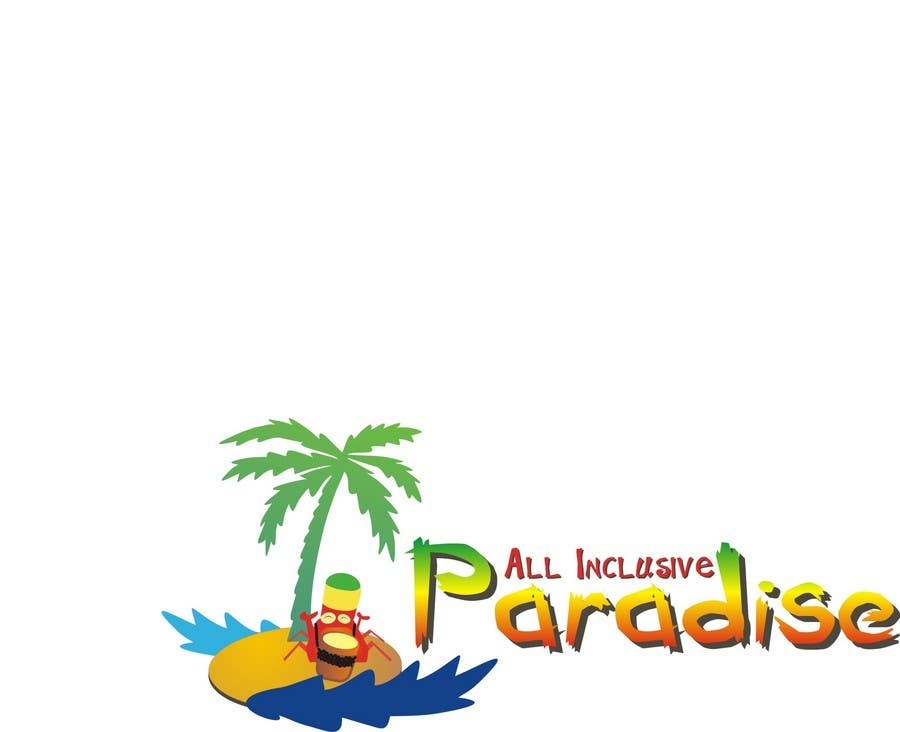 Contest Entry #                                        62                                      for                                         Logo Design for All Inclusive Paradise