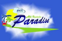 Entrada de concurso de Graphic Design #119 para Logo Design for All Inclusive Paradise