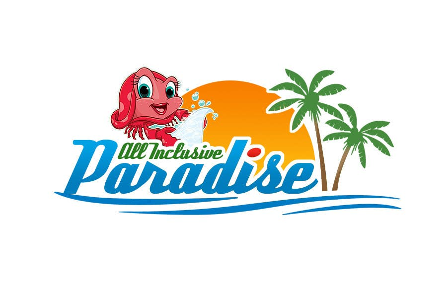 Contest Entry #                                        74                                      for                                         Logo Design for All Inclusive Paradise