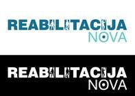 "Graphic Design Конкурсная работа №193 для Logo Design for a rehabilitation clinic in Croatia -  ""Rehabilitacija Nova"""