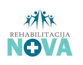 "#266 для Logo Design for a rehabilitation clinic in Croatia -  ""Rehabilitacija Nova"" от mokhlis88"
