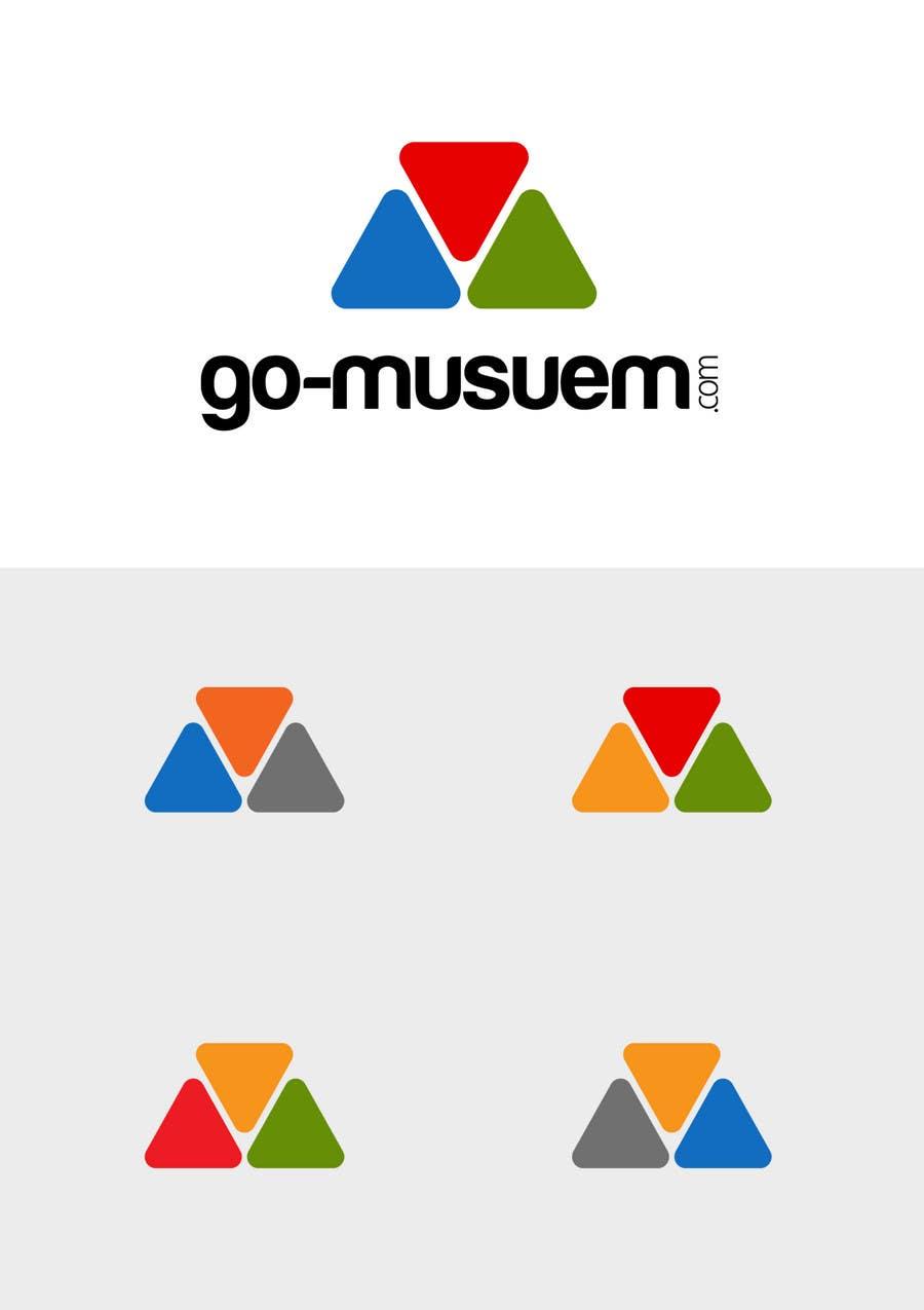 Proposition n°364 du concours Logo Design for musuem web-site
