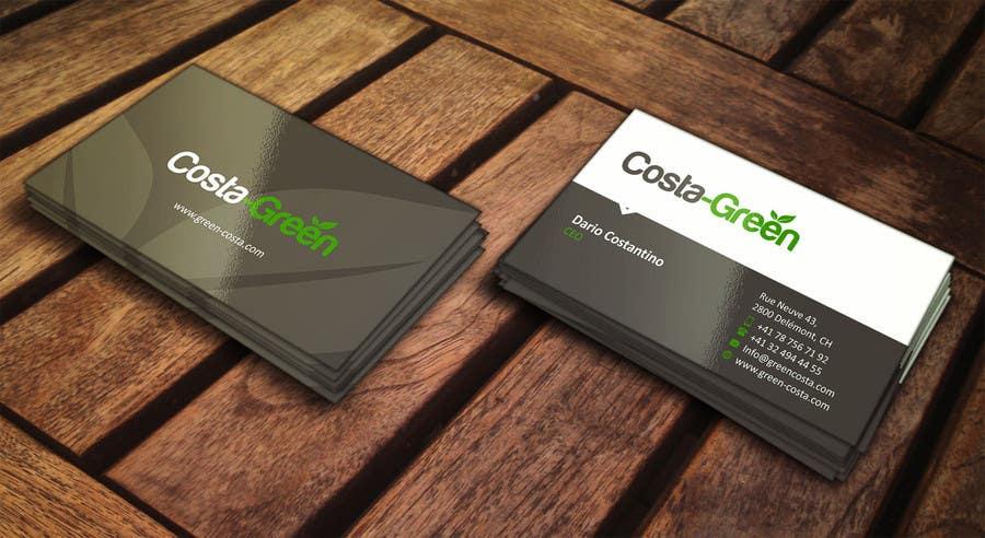 Penyertaan Peraduan #                                        7                                      untuk                                         Design some Business Cards for my company selling medicine
