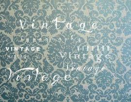 chintanpatel92 tarafından I need some Graphic Design for Vintage Signage Background için no 30