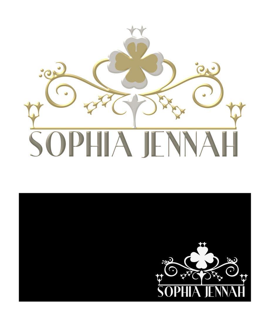 Inscrição nº 12 do Concurso para Logo Design for Sophia Jennah