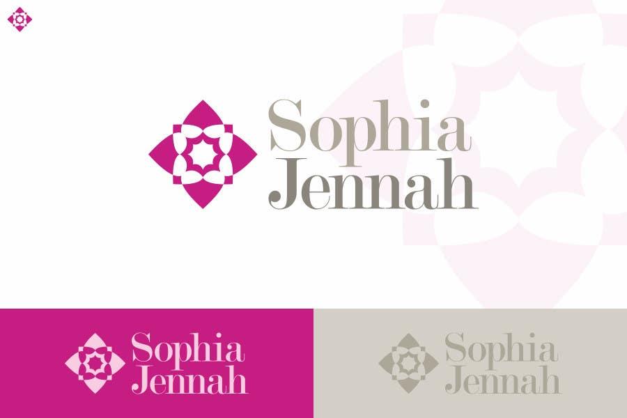 Inscrição nº 87 do Concurso para Logo Design for Sophia Jennah