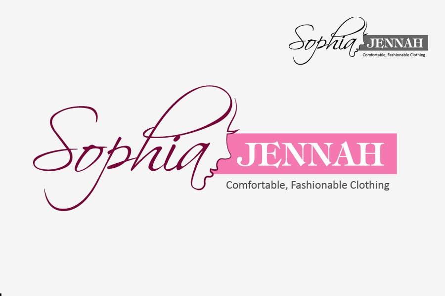 Inscrição nº 307 do Concurso para Logo Design for Sophia Jennah