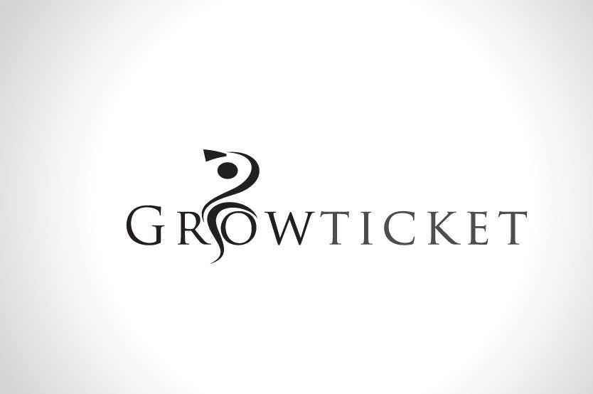 Contest Entry #218 for Logo Design for Growticket