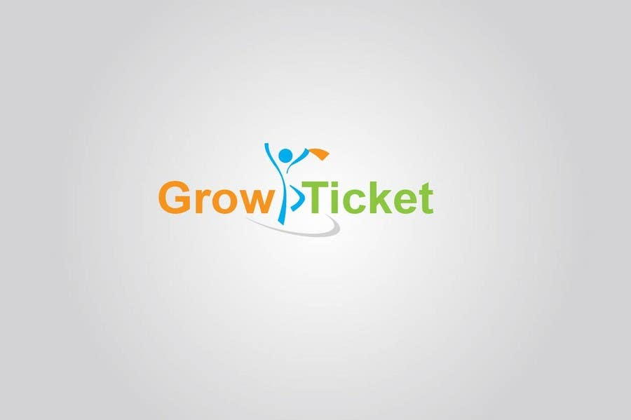 Contest Entry #305 for Logo Design for Growticket