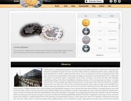 #18 for Design & wordpress website for Gold and Silver company af codeunderground
