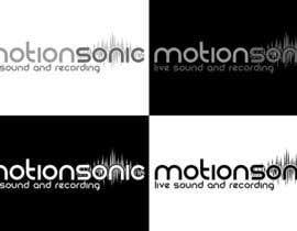 #76 for Design a Logo for Motionsonic af vladspataroiu