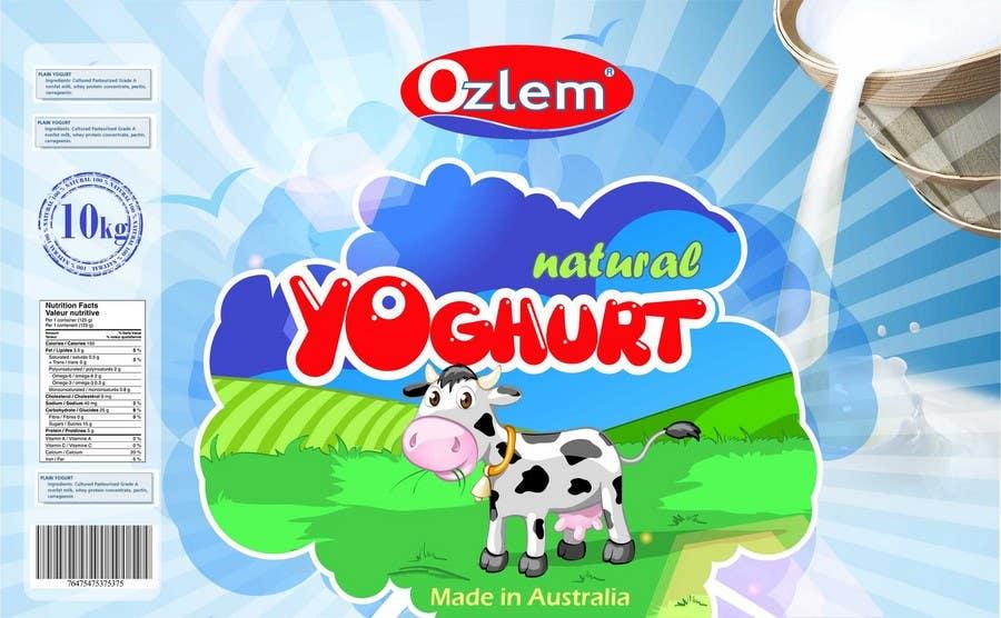 Конкурсная заявка №138 для Graphic Design for Ozlem Kebab & Packaging Pty Ltd